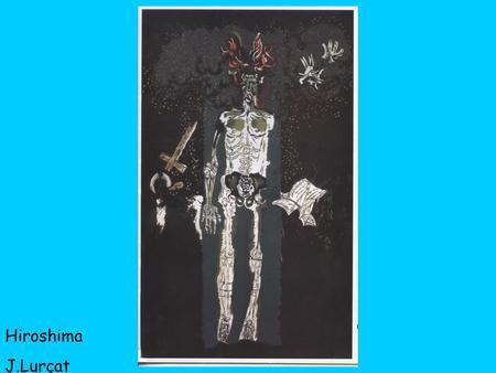 Hiroshima J.Lurçat LE NUCLEAIRE entre Peur et Espoir Fantasmes et réalités Fantasmes et réalités JEAN - CHARLES ABBE