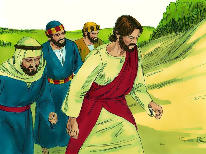 Troisième dimanche du Carême de l'année B dans Carême img5